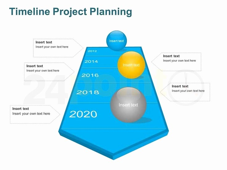 Project Plan Template Powerpoint Lovely Use Our 6 Slide Timeline Project Plan Template as A