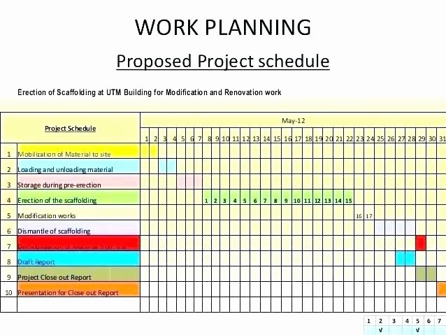 Project Work Plan Template Beautiful Home Building Estimate Template Cost Construction