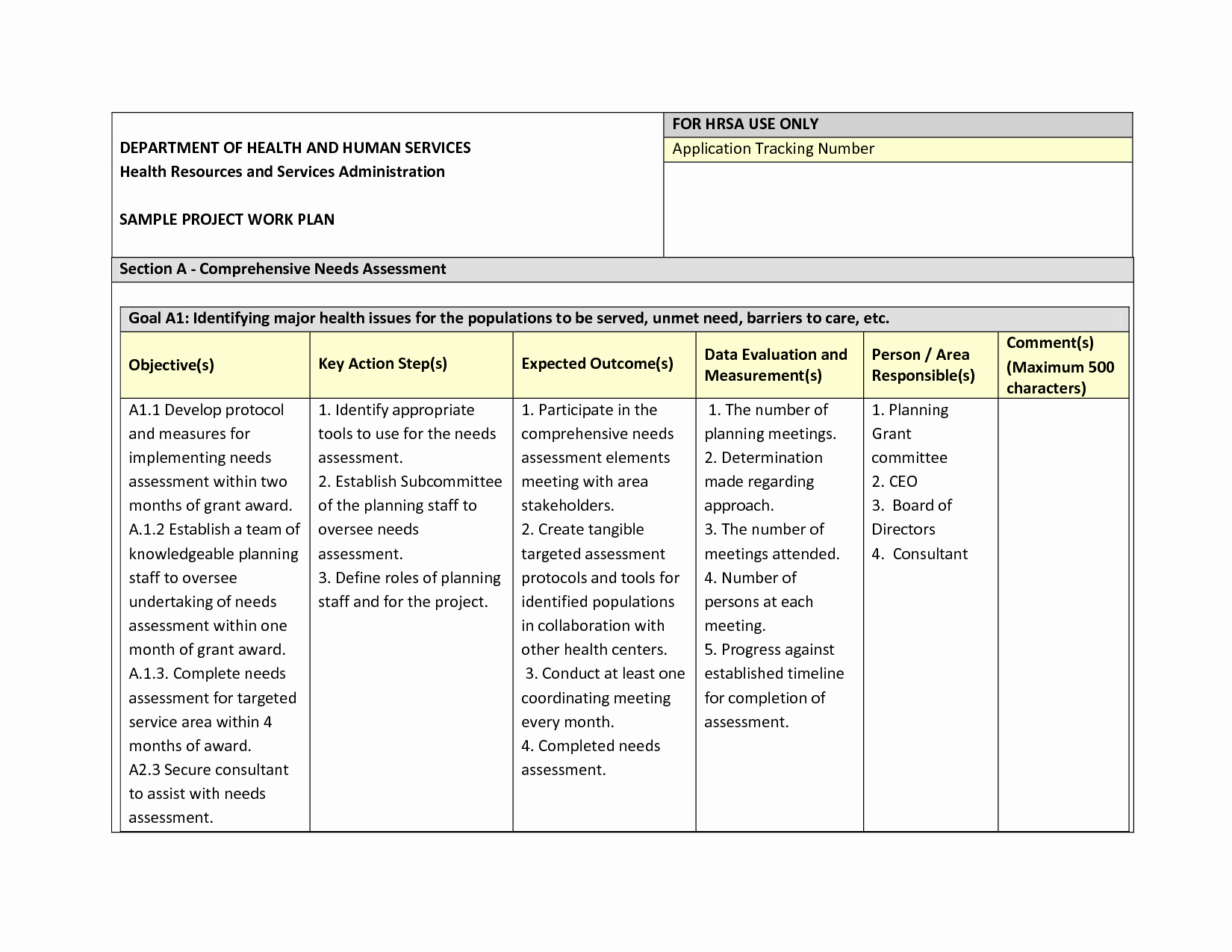 Project Work Plan Template New Get Project Work Plan Template In Xls