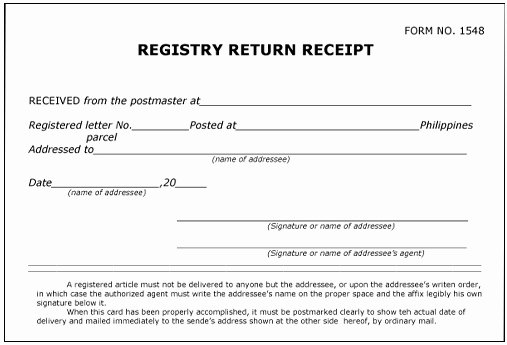 Proof Of Delivery Template Luxury Medical Registration form format Template