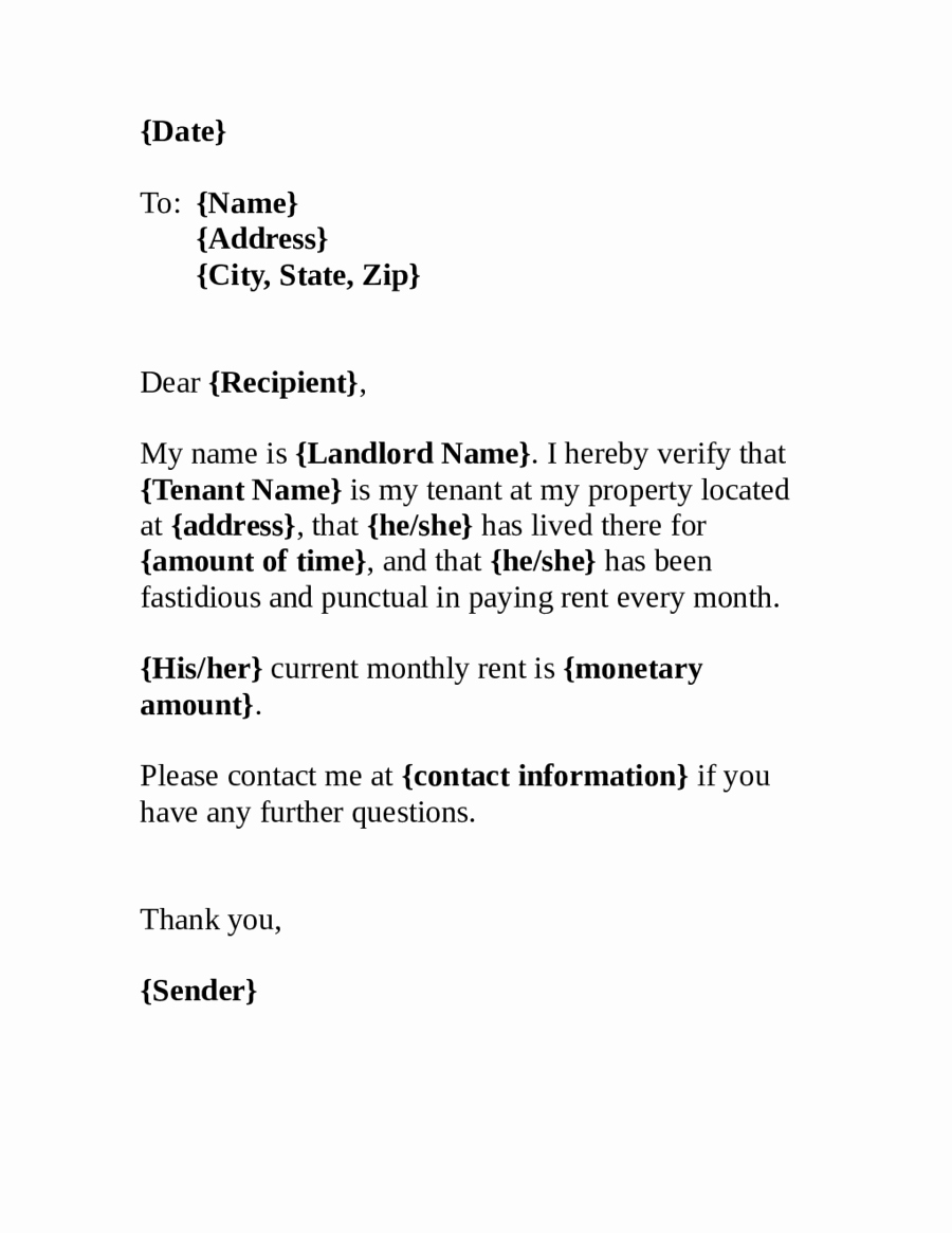 Proof Of Domicile Letter Beautiful 2019 Proof Of Residency Letter Fillable Printable Pdf