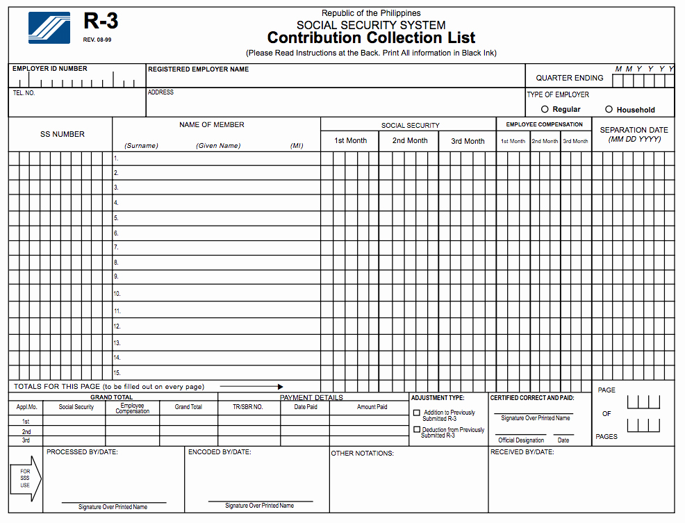 Proof Of Payment form Best Of How to Pay and Post Employee Employer Contributions to the