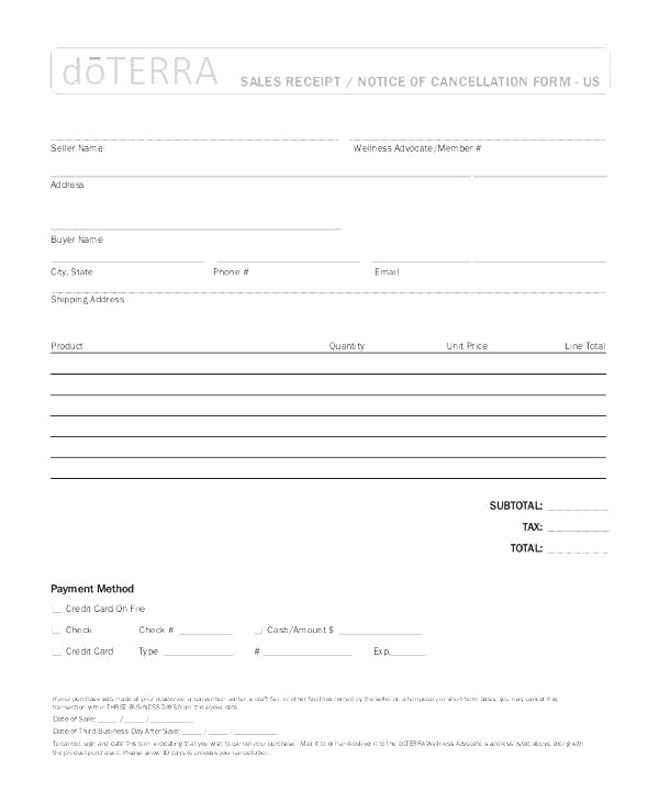 Proof Of Payment form Elegant Proof Of Payment Template – Outoand