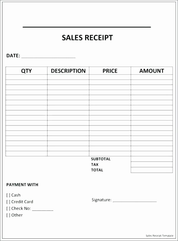 Proof Of Payment Receipt Best Of Proof Of Purchase Receipt – Samplethatub