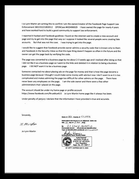 Proof Of Residency Letter for Dmv Luxury Custom Letter Notarized In 2019