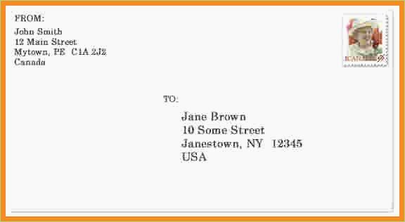 Proper Letter Envelope format Awesome Proper format Envelope Gallery Download Cv Letter and