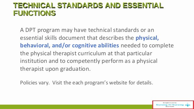 Ptcas Letter Of Recommendation Best Of Physical therapist Career