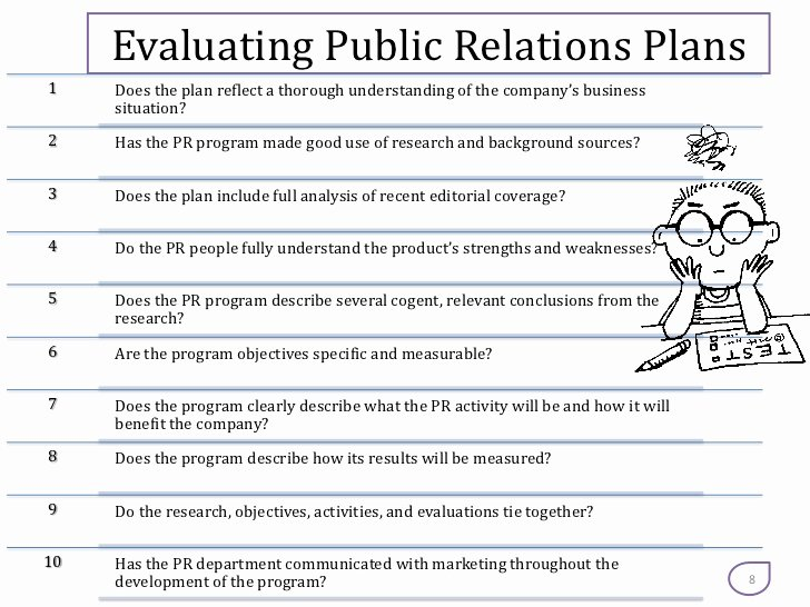 Public Relations Plan Template Inspirational Public Relations Publicity and Corporate Advertising