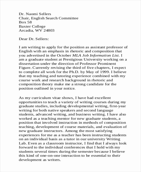 Purdue Letter Of Recommendation Awesome [academic Cover Letter Examples] 56 Images 6 Letter