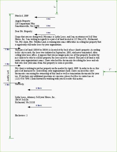 Purdue Owl Letter format Best Of Purdue Owl Business Letter format – thepizzashop