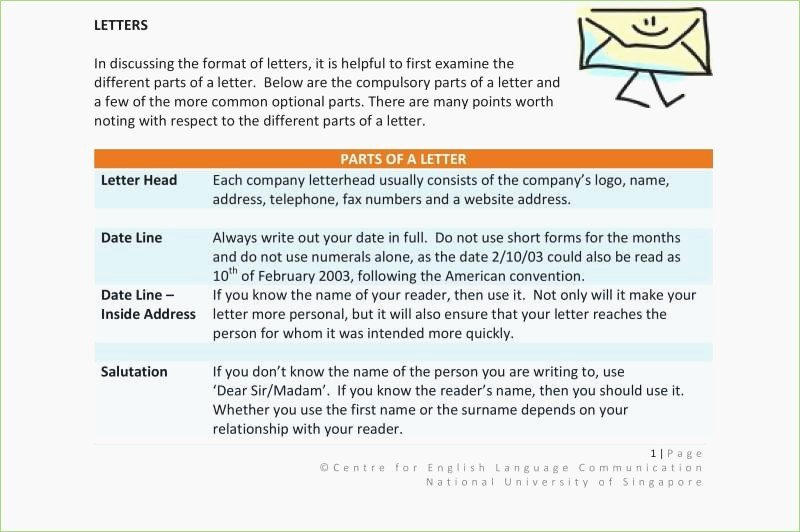 Purdue Owl Letter format Elegant Business Letter format Owl – thepizzashop