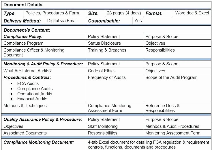 Quality Control Plan Template Excel Unique Audit Plan Template Excel Basic Well Concept Quality