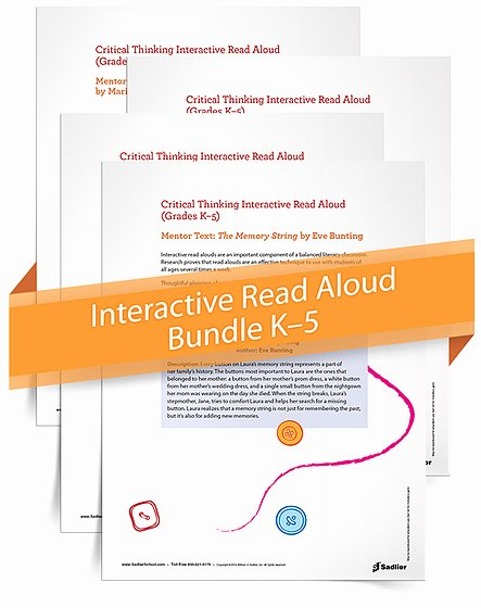 Read Aloud Lesson Plan Template Fresh Back to School Interactive Read Aloud Lesson Plan Bundle