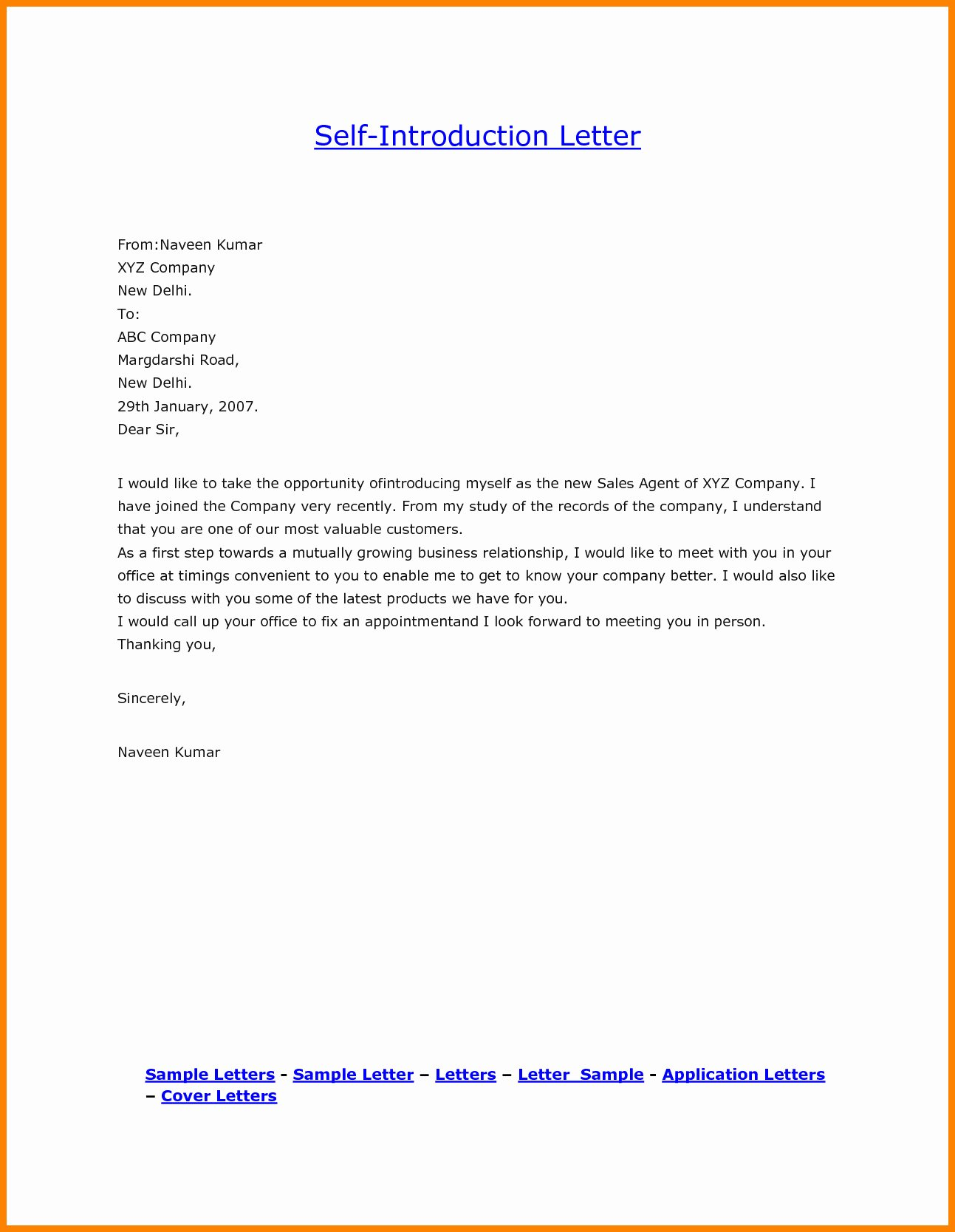 Real Estate Introduction Letter to Friends Template Beautiful Real Estate Introduction Letter Examples to Neighbors