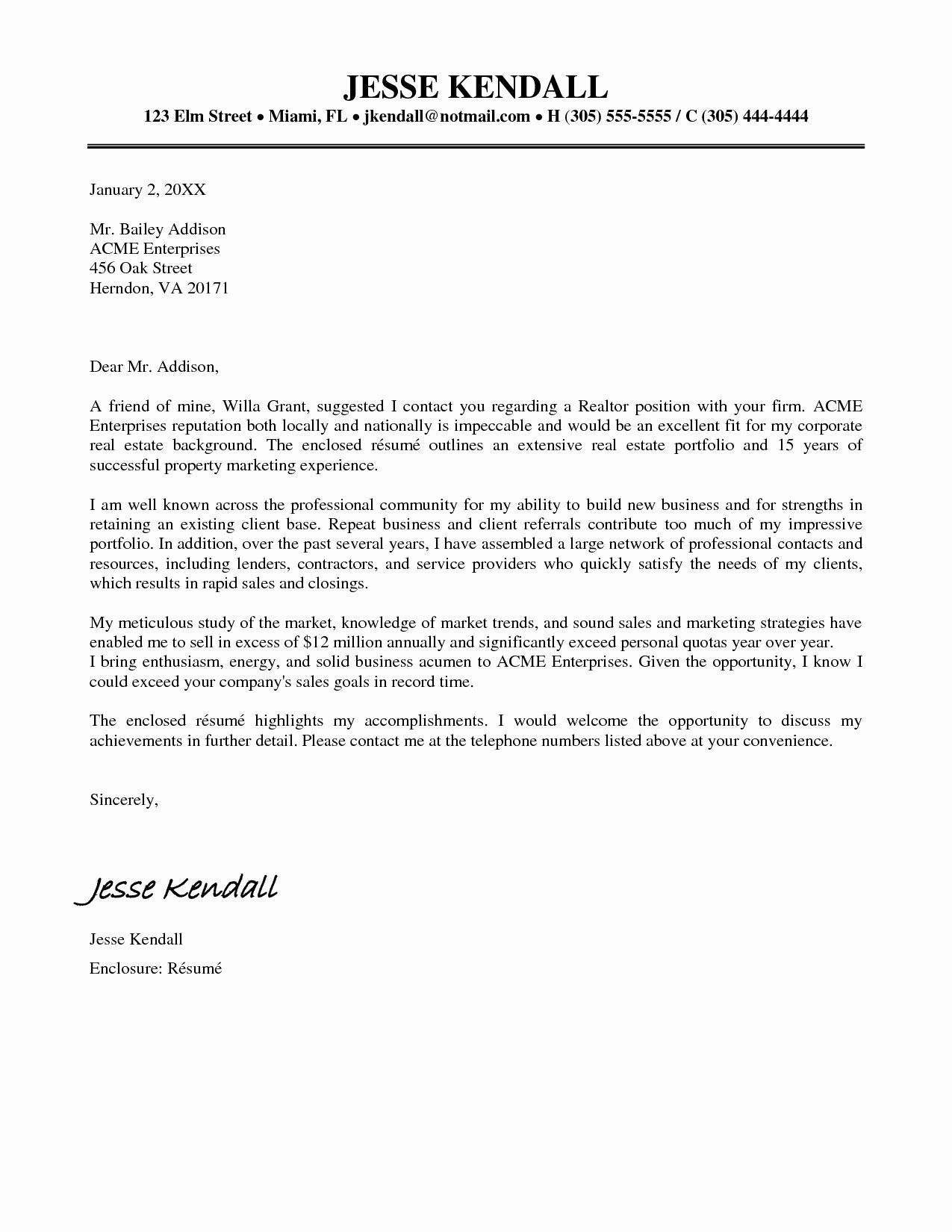 Real Estate Introduction Letter to Friends Template Beautiful Real Estate Introduction Letter to Friends Template Download