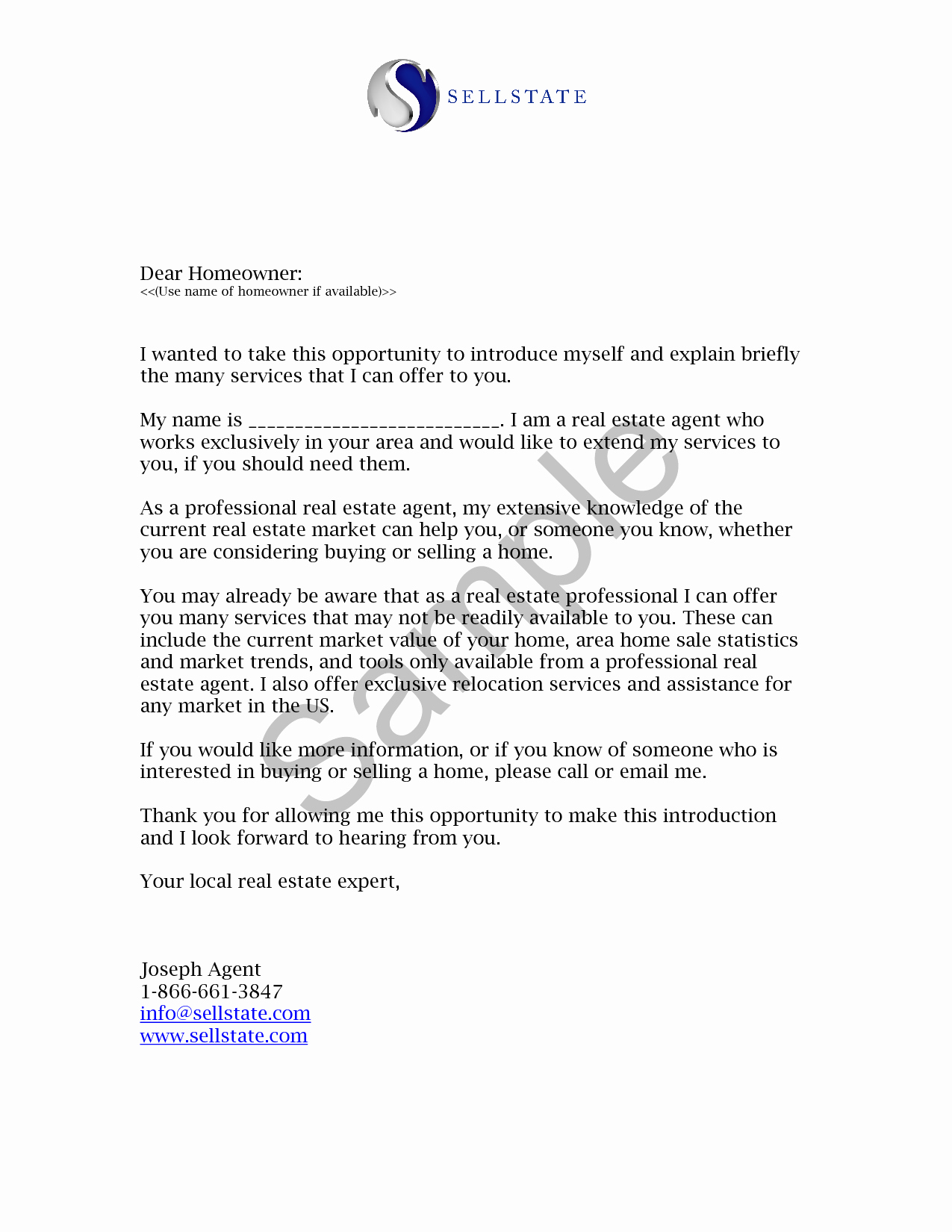 Real Estate Investor Letter Templates Awesome Real Estate Letters Of Introduction Introduction Letter
