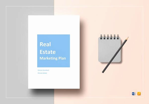 Real Estate Marketing Plan Template Fresh 12 Sample Digital Marketing Plan