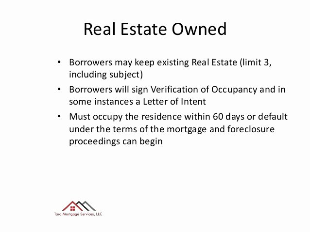 Real Estate Proof Of Funds Letter Example Awesome Reverse Purchase Power Point