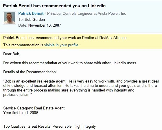Realtor Recommendation Letter Examples Unique Bob Gordon Reviews Boulder Realtor Bob Gordon