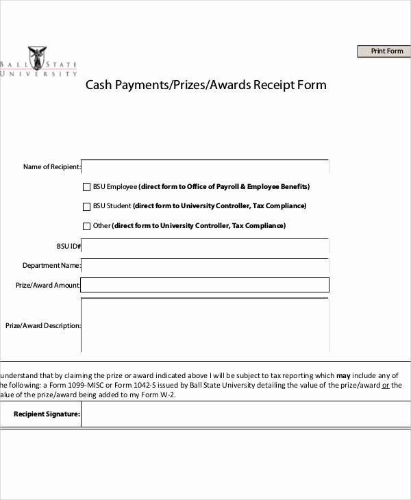 Receipt for Cash Payment Awesome 28 Printable Payment Receipts Word Pdf