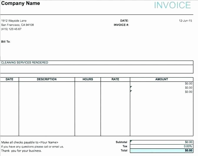 Receipt for Services Rendered Inspirational Cash Receipt Template for Services Rendered Modelffo