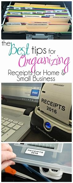 Receipt organizer for Small Business Elegant A Printable form On which to Tally Store or Warehouse