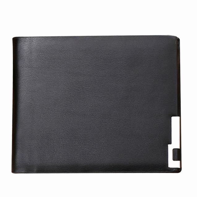Receipt organizer for Small Business Fresh Uk Ultra Thin Men Leather Card Cash Receipt Holder