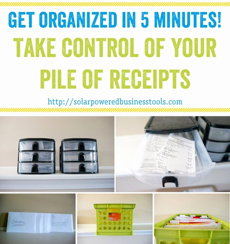 Receipt organizer for Small Business Luxury 17 Best Ideas About organize Receipts On Pinterest