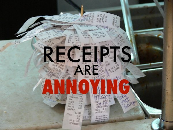 Receipt organizer for Small Business New 4 Easy Ways to Keep Track Of Receipts