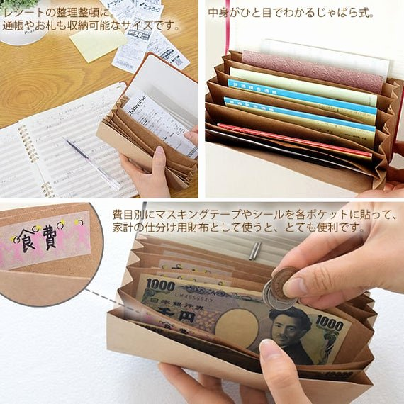 Receipt organizer for Small Business New Receipt Holder Receipt organizer Receipt Case Coupon