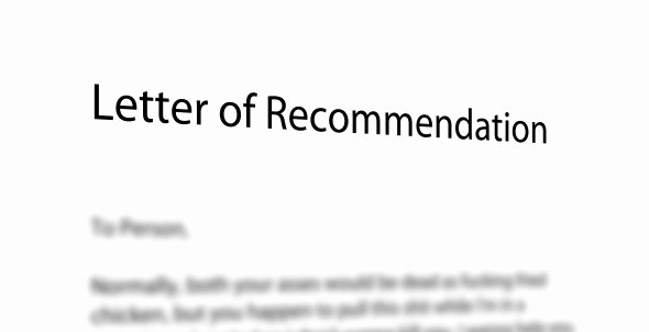 Recommendation Letter Computer Science Inspirational 3 Tips for Getting Powerful Letters Of Re Mendation for