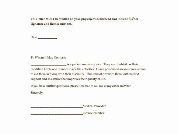Recommendation Letter for Doctor Pdf Elegant 18 Doctor Letter Templates Pdf Doc