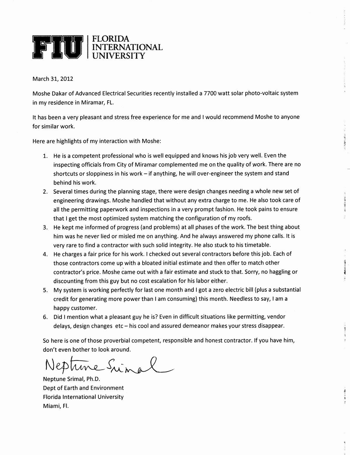 Recommendation Letter for Phd Admission Fresh Sample Re Mendation Letter From Phd Supervisor