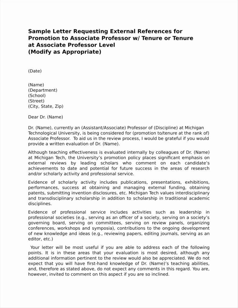 Recommendation Letter for Professor Promotion Elegant 27 Promotion Letter Templates In Pdf