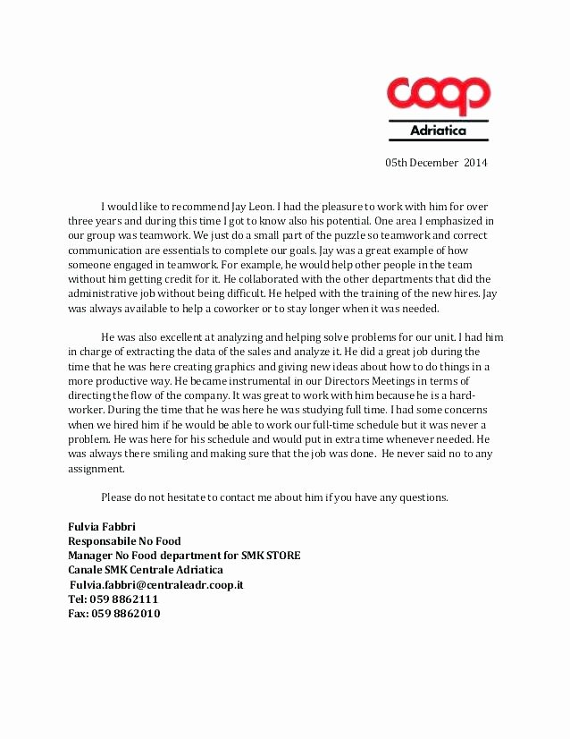 Recommendation Letter for Tenant Lovely Reference Letter Template for Tenant Writing A