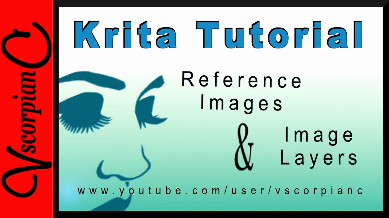 References Vs Letter Of Recommendation Fresh Krita Tutorial How to Use Image Layer Vs Reference