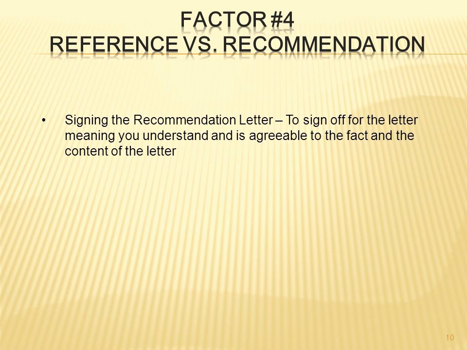 References Vs Letter Of Recommendation Inspirational Workshop Intensive Workshop On Writing Persuasive
