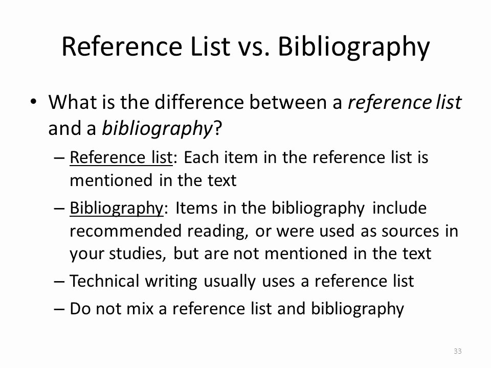References Vs Letter Of Recommendation Lovely Lecture 2 – References and Citations Dan Simon Ppt Video