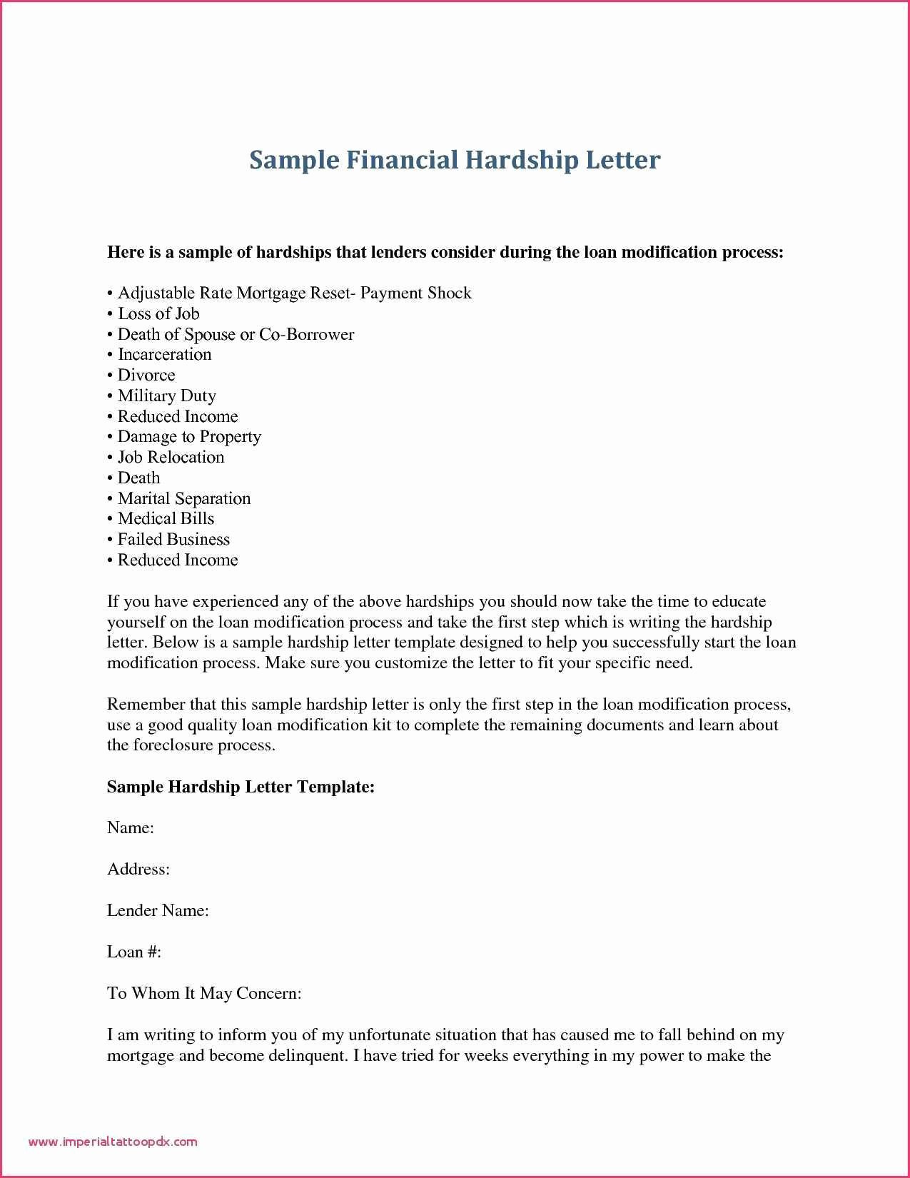 Refinance Letter Of Explanation Sample Luxury 45 Example Letter Explanation Job Gap Mortgage