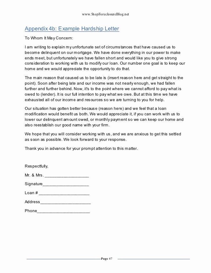 Refinance Letter Of Explanation Sample New Cash Out Refinance Letter Explanation Template and Cash