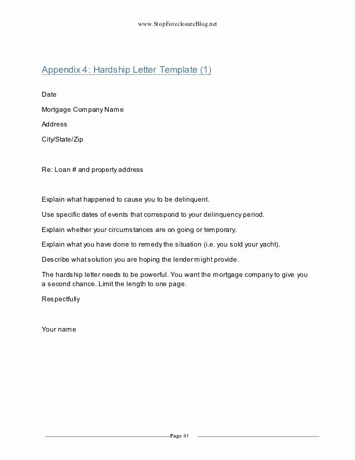 letter of explanation for cash out refinance template examples 2