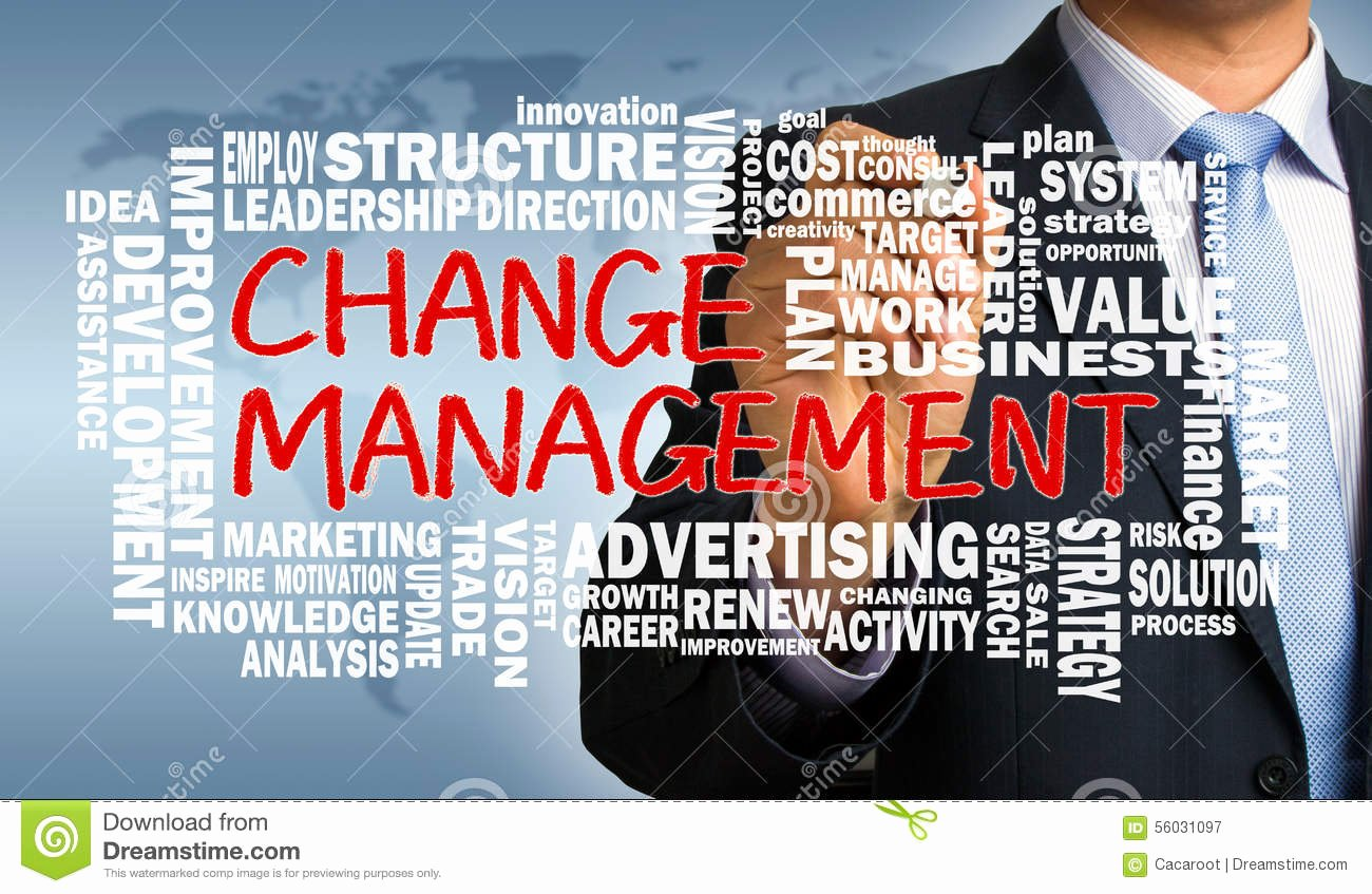 Related Words for Payment Awesome Change Management with Related Word Cloud Stock