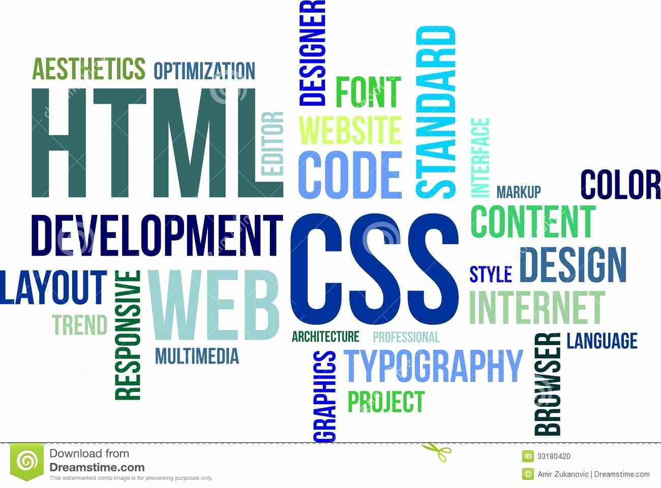 Related Words for Payment Luxury Word Cloud HTML and Css Stock Image