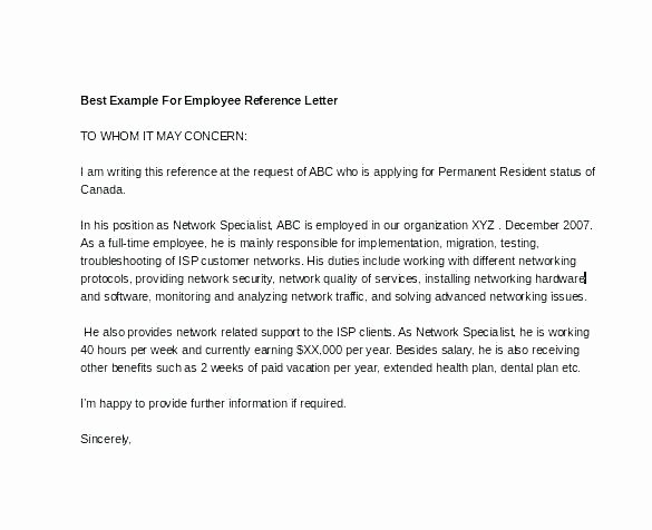 Religious Recommendation Letter Sample Luxury Reference Letter Template for Friend – Nyani