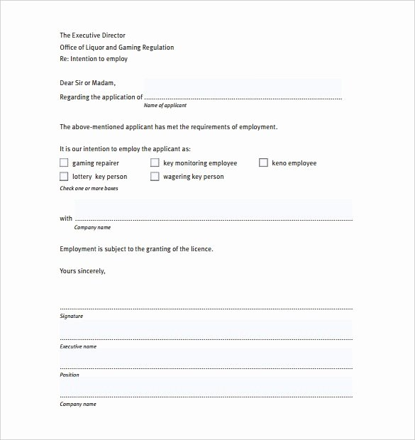 Relocation Agreement Letter Luxury Relocation Notice Template Letter Interest Template