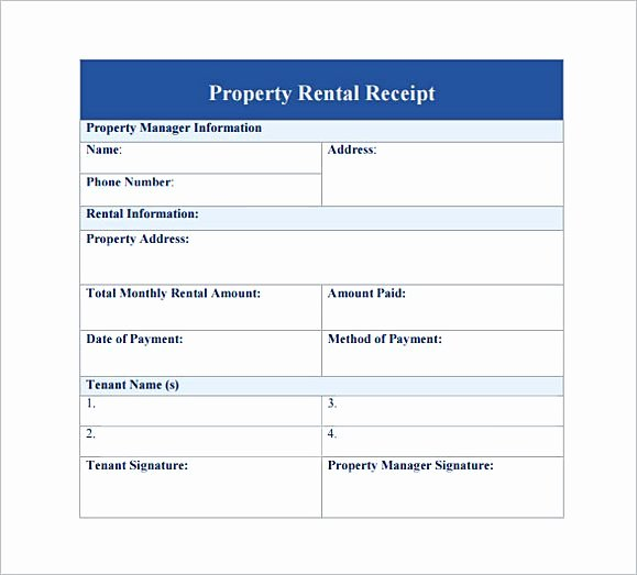 Rent Invoice Template Pdf Luxury Rent Invoice Template