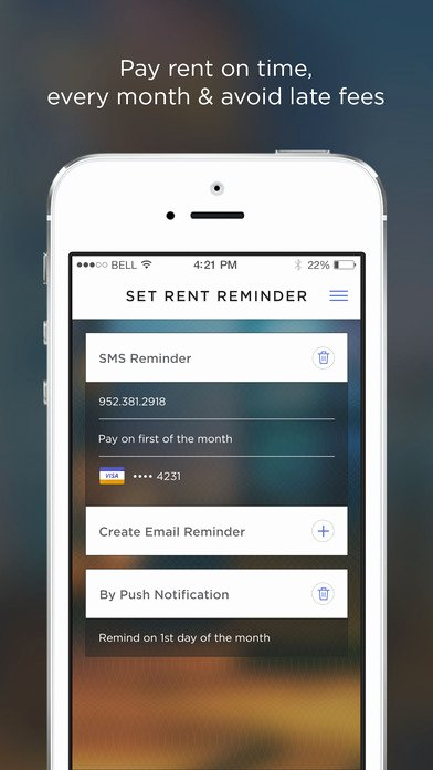 Rent Money Future Download Beautiful Rentpayment – Powered by Yapstone™ On the App Store