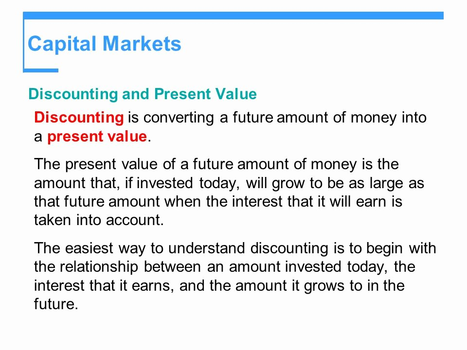 Rent Money Future Download Best Of 14 Demand and Supply In Factor Markets Chapter Ppt