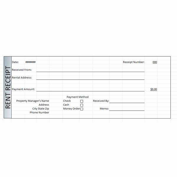 Rent Receipt Template Excel Inspirational Download A Free Property Management Template Rent