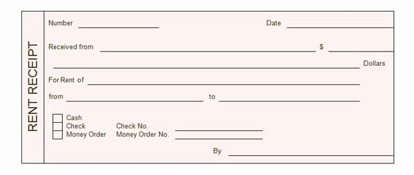 Rent Receipts Template Word Awesome Discreetliasons